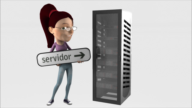 Haz tu pagina server