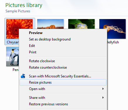 como subir imagenes en WordPress - image resizer