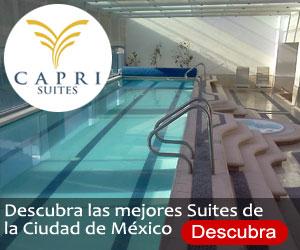 Suites Capri - Ciudad de Mexico - Suites en la Ciudad de Mexico
